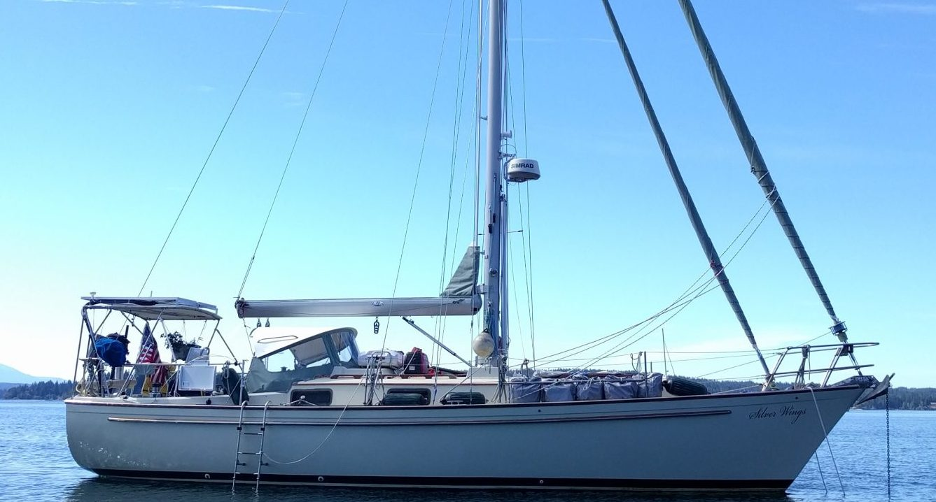 S/V Silver Wings